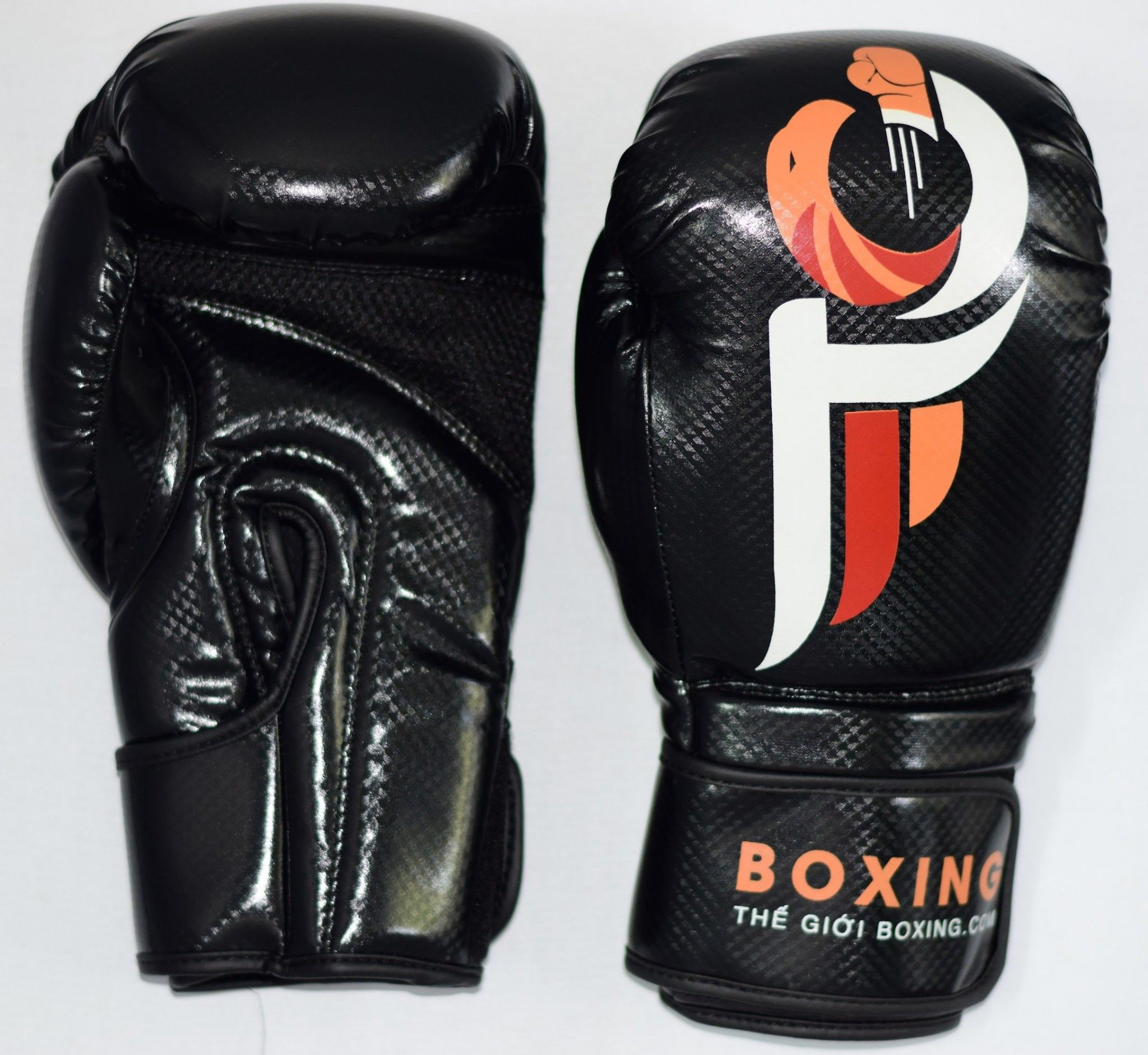 Găng tay boxing TGB Boxing Gym Sparring Gloves