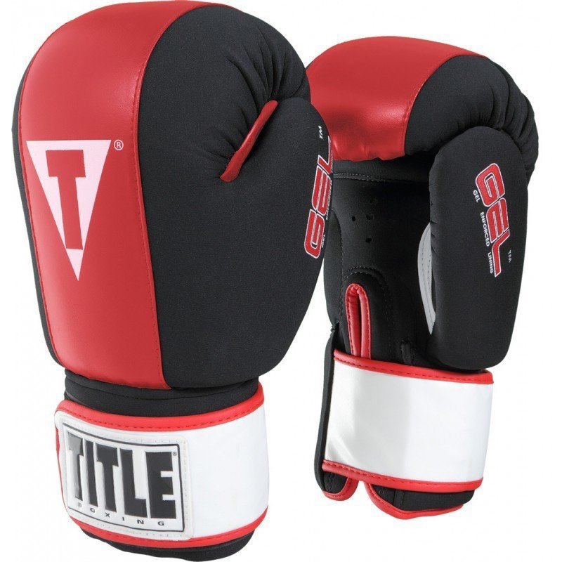 Găng tay boxing đánh bao cát Title Gel Incite Washable Heavy Bag Gloves