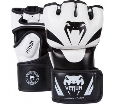 Găng tay cụt/hở ngón MMA VENUM ATTACK GLOVES - SKINTEX LEATHER