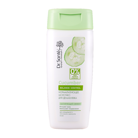 <p> - Sữa Tẩy Trang Dr. Sante Make-Up Remover Lotion Normalizing Cucumber Balance Control