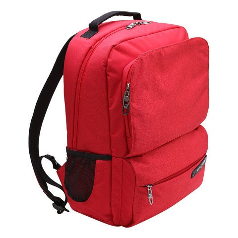 Balo Laptop Simplecarry B2B01 D.Red
