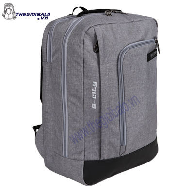Balo Laptop Simplecarry E-City Grey