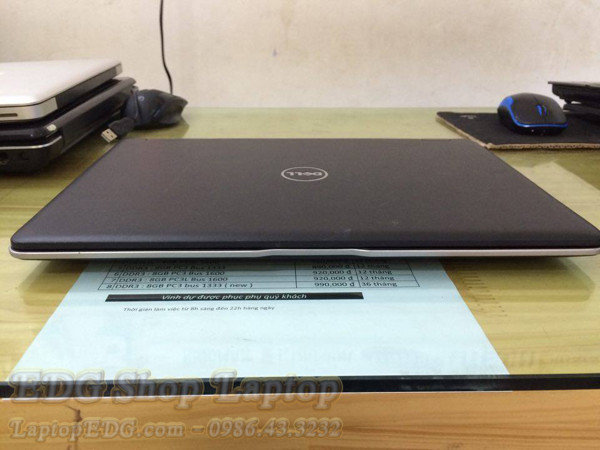Dell Ultrabook 6430U (Core i7-3667, Ram 4GB, SSD 128GB, 14.0 inch)