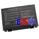 Battery - Pin laptop Asus K50 series