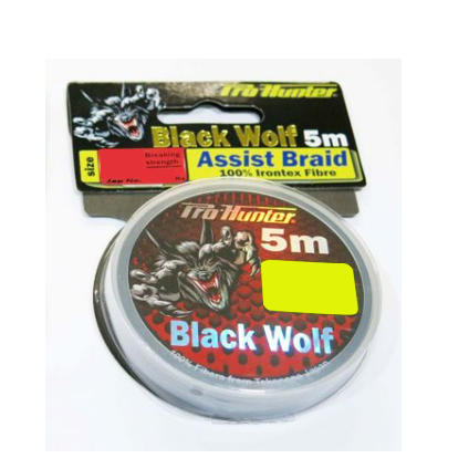 Prohunter Black Wolf Assist Braid