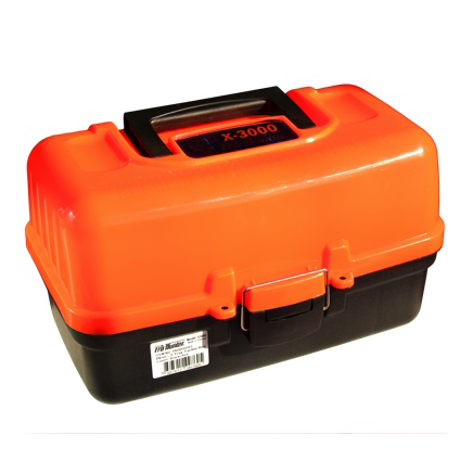 Prohunter 1-2-3 Tray Tackle Box