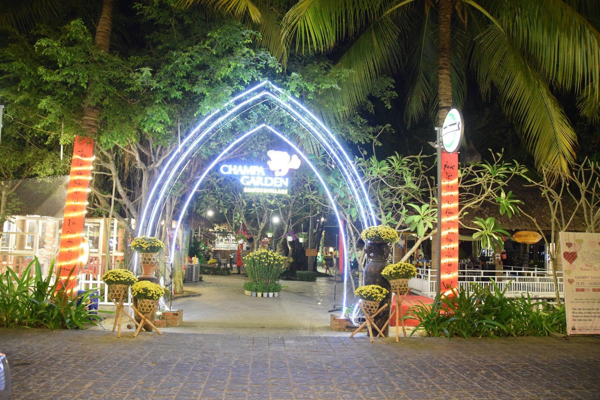 Restaurants Champa Island Nha Trang Resort Hotel Spa