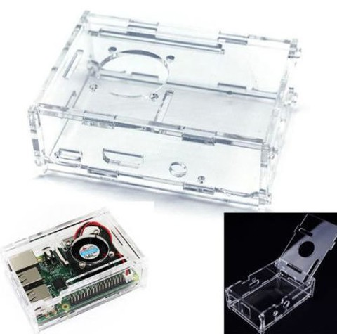 Shell Raspberry Pi B/2B/3B (Case)