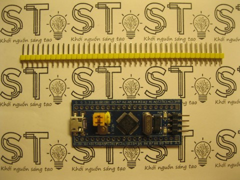 Kit STM32F103C8T6 mini