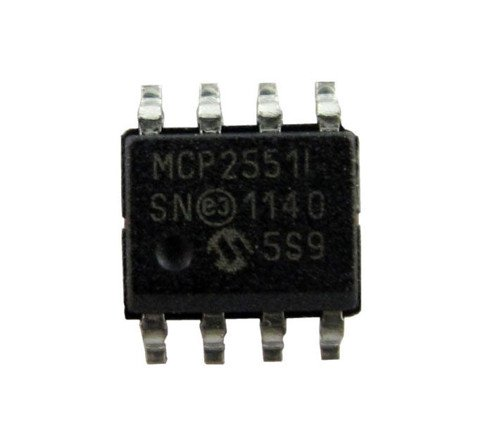 IC giao tiếp CAN  MCP2551 2551 SOP-8