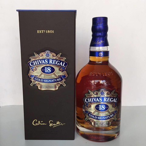 Chivas Regal 18 Year Nhật