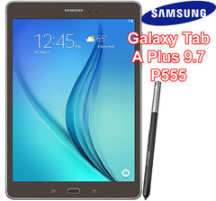 Kính CL Samsung Tab A Plus 9.7 P555 (9H-0.26mm)