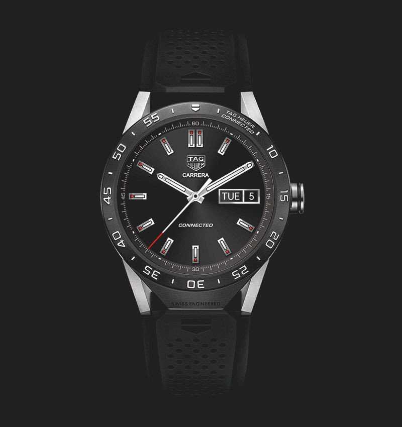 Đồng hồ Tag Heuer Connected