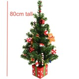 Christmas tree - Xmas tree 80cm artificial
