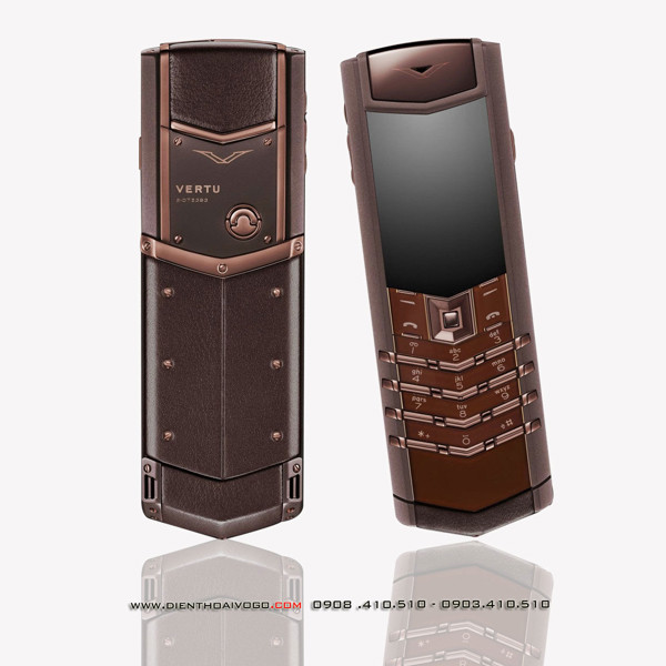 VERTU S DESIGN CHOCOLATE
