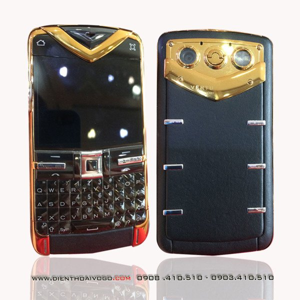 Xi vàng 24k cho Vertu Constellation Quest