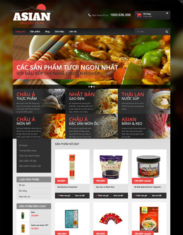 asian cuisine products