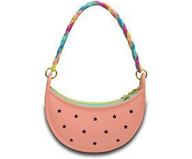 Crocs - Estrella Purse - Multi/Melon Jibitz