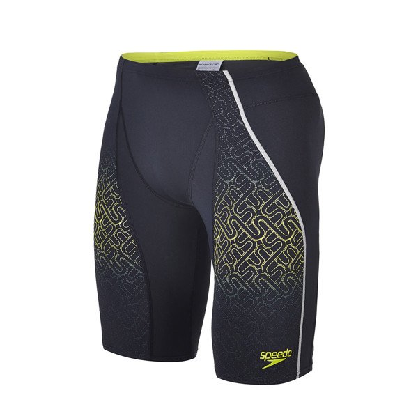 Speedo - Quần Bơi Nam Jammer Endurance+ Fit Pinnacle V (Navy/Green)