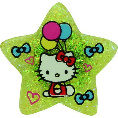 Crocs - HKT Hello Kitty Gltr Blns-Card Jibitz
