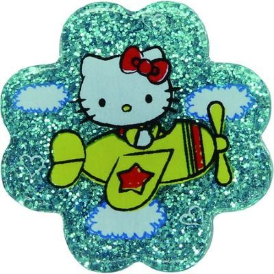 Crocs - HKT Hello Kitty Glttr Pln-Card Jibitz