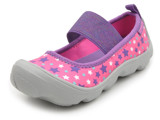 Crocs - Duet BusyDay Galactic MJ PS Neon Magenta/Light Grey Bé Gái