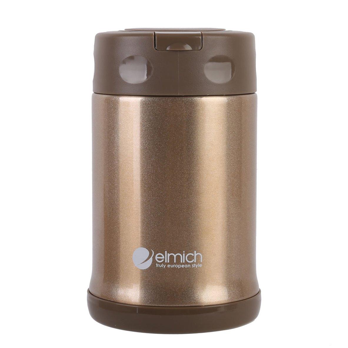 Elmich - Bình đựng thức ăn giữ nhiệt  ELMICH inox 304 500ml EL0631  - 2240631