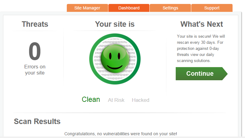 plugin cho wordpress tim ma doc voi 6scan security hinh anh 5