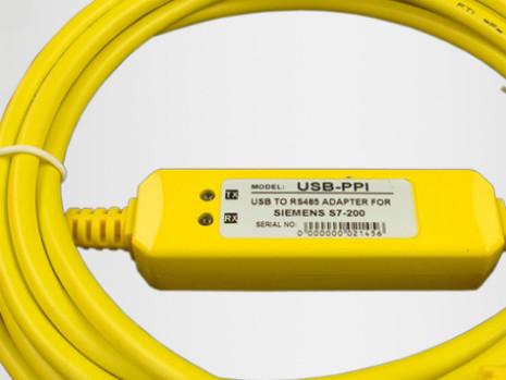 Cáp lập trình siemens usb -ppi s7-200