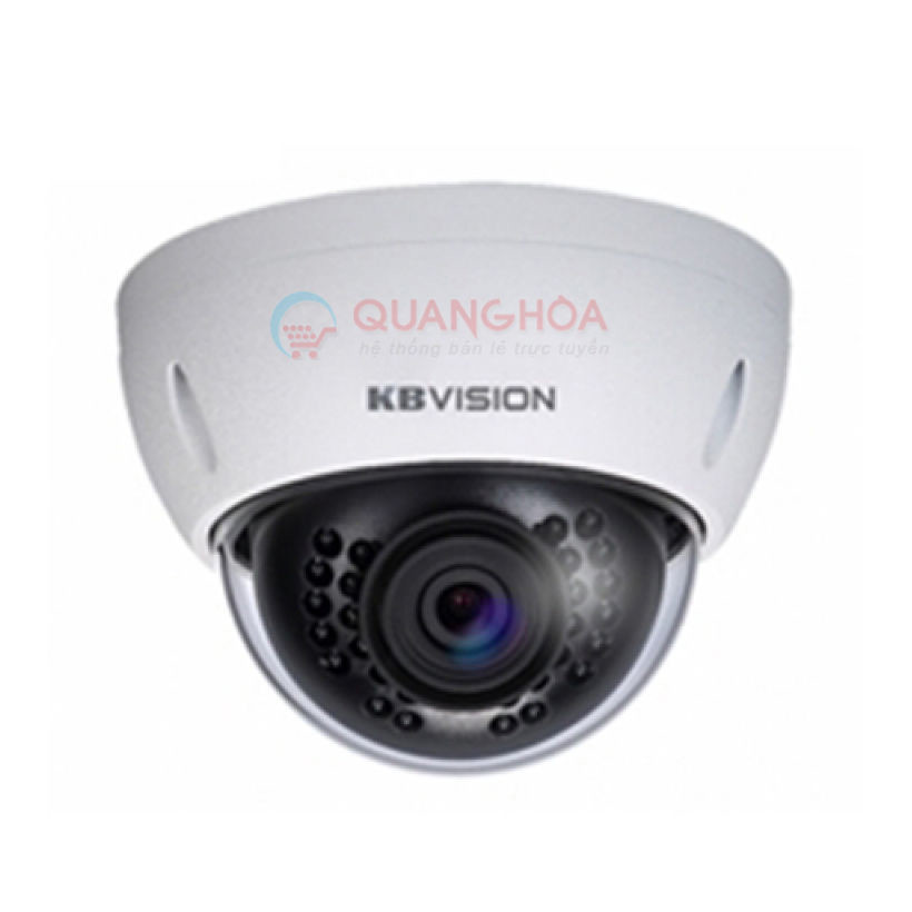 Camera IP WIFI KBVISION KB-1002WN