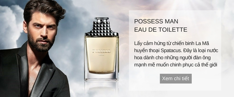 Nước hoa Nam Possess Man Eau de Toilette - 31825