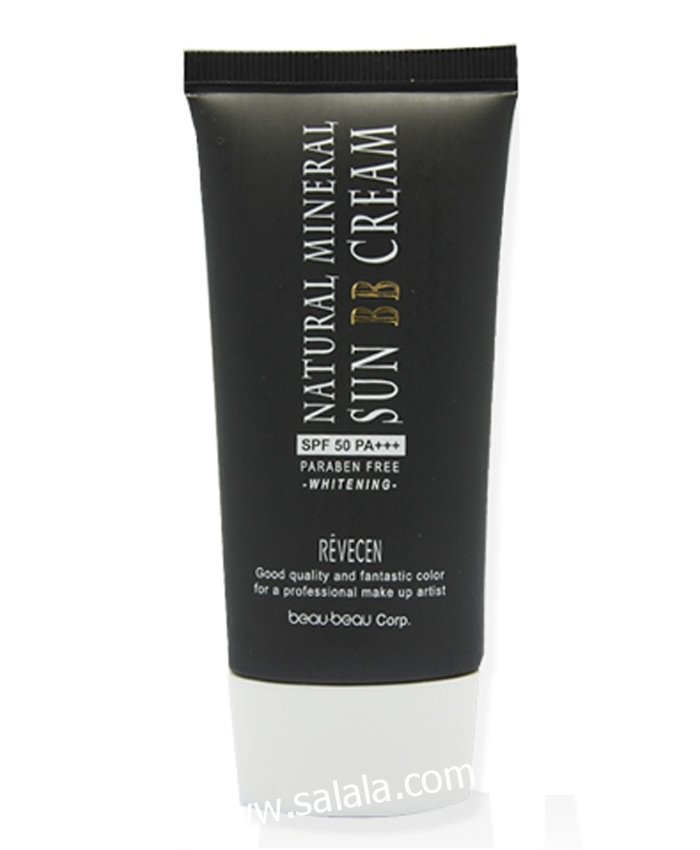 Natural Mineral Sun BB Cream - REV01