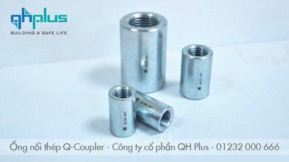 Ống nối cốt thép Coupler