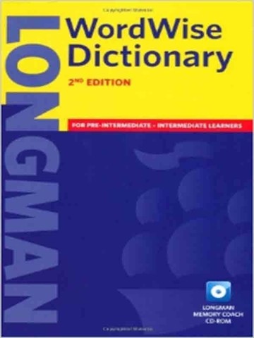 Longman WordWise Dictionary 2nd Edition Paper (with CD-ROM)