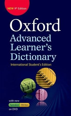 Oxford Advanced Learners Dictionary: International Student's Edition with DVD-ROM