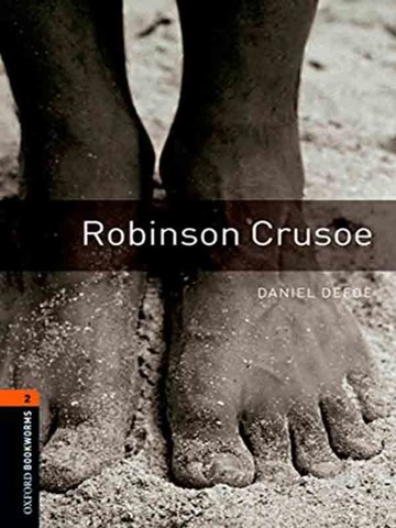 Oxford Bookworms Library Level 2: Robinson Crusoe