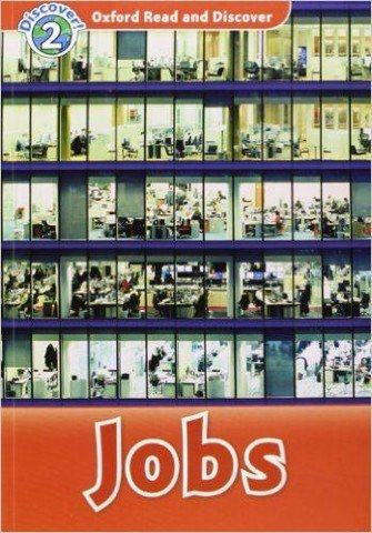 Oxford Read and Discover 2: Jobs Audio CD Pack