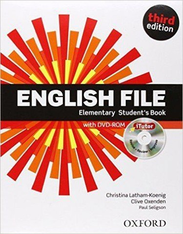 English File, 3rd Edition Elementary: Student's Book & iTutor Pack