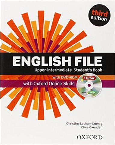 English File, 3rd Edition Upper Intermediate: Student's Book & iTutor & Online Skills Practice Pack