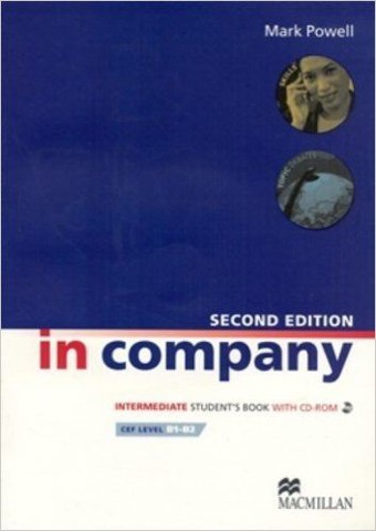 In Company (2 Ed.) Inter: Student Book with CD-Rom