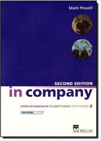 In Company (2 Ed.) Upper-Inter: Student Book with CD-Rom