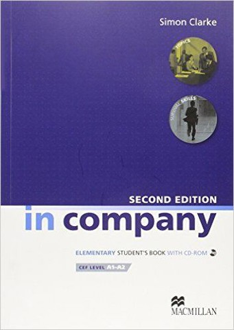 In Company (2 Ed.) Ele: Student Book with CD-ROM