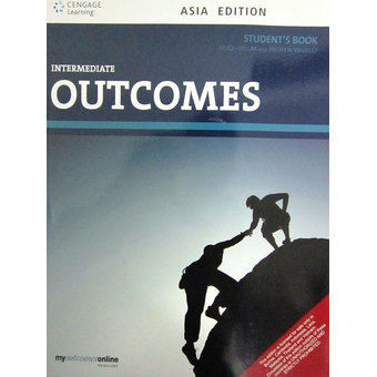 Outcomes Inter (Asia Ed.): Student book with Pincode Only