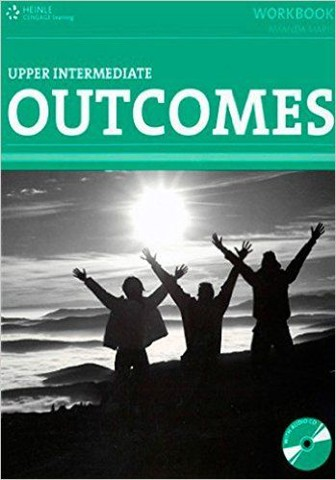 Outcomes Up-Inter: Workbook with Key & Audio CD