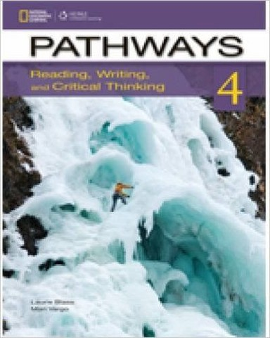 Pathways - Reading, Writing 4: Student Book with ONLINE Work Book STICKER CODE