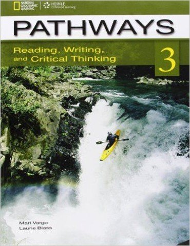 Pathways - Reading, Writing 3: Student Book with ONLINE Work Book STICKER CODE