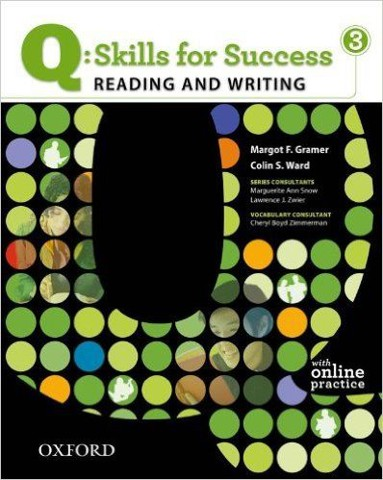 Q Skills for Success 3 Reading and Writing: Student Book with Online practice