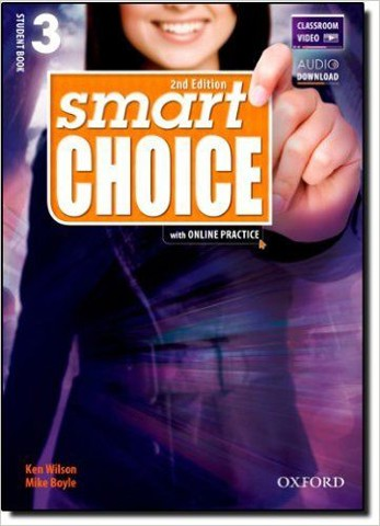 Smart Choice 3: Student Book with Multi-ROM