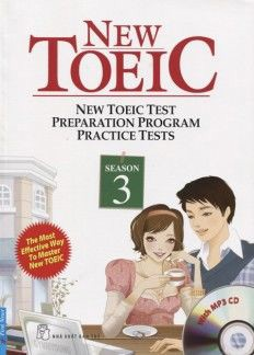 New Toeic 400 - Season 3 (kèm 1Mp3 CD)