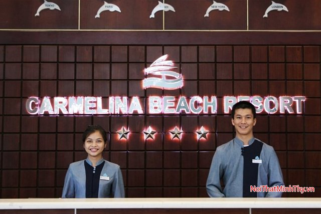 Carmelina Beach Resort